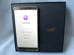 Huawei Mate 10 Mocha Brown ALP-AL29 Dual-SIM 64GB UNLOCKED