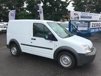 Ford Transit Connect 1.8TDCi 75PS T200 SWB White