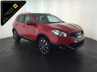 2012 62 NISSAN QASHQAI N-TEC+ 1 OWNER SERVICE HISTORY FINANCE PX WELCOME