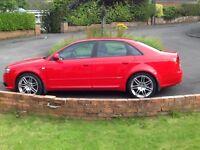 Audi A4 2.0 S Line 2.0 tdi 170 Bhp