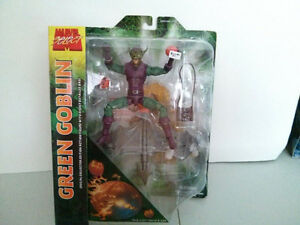 Marvel Select Green Goblin $30
