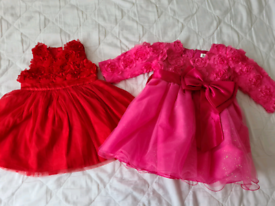 Baby girls dresses 3-6
