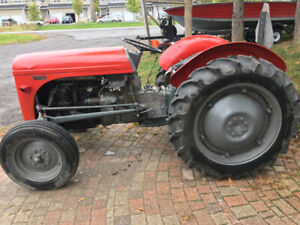 Massey Ferguson tractor trade for a truck