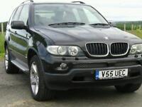 BMW E53 X5 DIESEL SPORT 2005