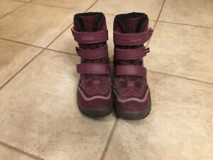 Girls Geox Winter Boots - Size 2