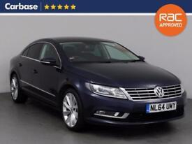 2014 VOLKSWAGEN CC 2.0 TDI BlueMotion Tech GT 4dr Coupe