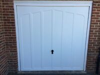 7x7 CARDALE NO PAINT GARAGE DOOR LOVELY CONDITION HENDERSON DIY