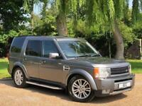 2007 LAND ROVER DISCOVERY 2.7 3 TDV6 HSE 5D AUTO 188 BHP DIESEL