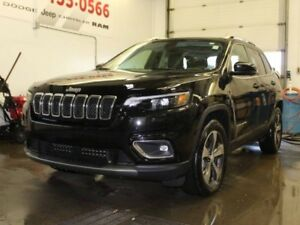 2019 JEEP CHEROKEE Limited!! Loaded!