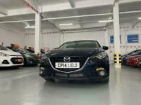 2014 Mazda Mazda3 2.2 SKYACTIV-D Sport Nav 5dr Hatchback Diesel Manual