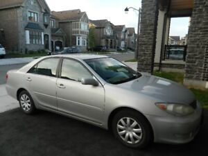 2005 Toyota Camry LE , asking $2400.00