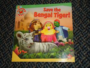 Save the Bengal Tiger! (Wonder Pets!) Paperback Kingston Kingston Area image 1