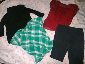 Womens xl size 18 clothing lot