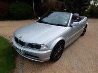 CHEAP CAR - 2001 BMW 3 SERIES 2.5 1D