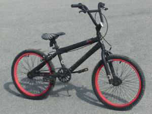 "OUTGROWN BOYS 20"" TAILWHIP BMX STYLE BIKE QUICK SALE $90.00 FIRM"