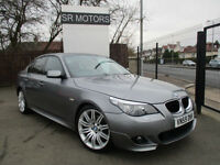 2009 BMW 520 2.0TD auto M Sport Business Edition(SAT/NAV,LEATHER SEATS)