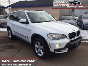 2009 BMW X5 3.0 xi LOADED ...LOW LOW KMS....NO ACCIDENTS HISTORY