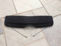 Genuine Mini 2007 parcel shelf