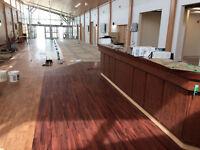 Floor installation(flooring)