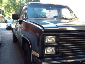 1982 Chevy long box southern!Trade for big twin or cash offer!