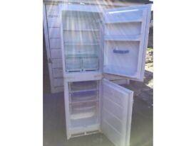 Tall White Hotpoint Fridge Freezer