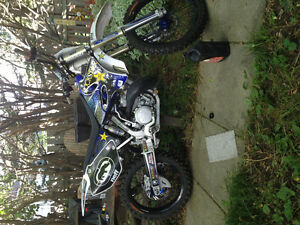 Show room condition yz250