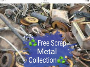 Metal pick up- on ramasse votre métal-free-gratuit
