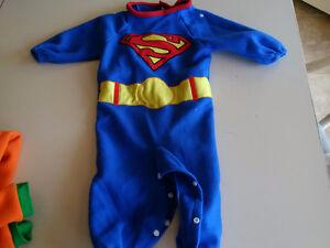 Superman Baby  Halloween costume size-9-12months