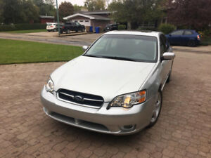 2006 SUBARU LEGACY,  37,000 KM, Mint Condition, No accidents