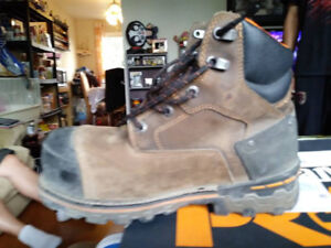 "Men's Timberland Pro Boondock 6"" Comp Toe Work Boots"