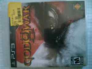 PS3 God of War 3 video game