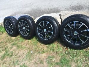 """14"""" Aftermarket RTX Blade Rims & Tires"""
