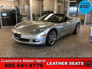 2008 Chevrolet Corvette Base  3LT LEATH BOSE HUD P/SEATS MEM