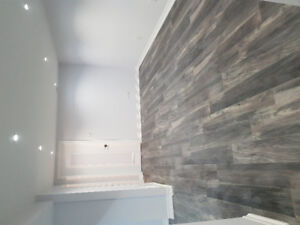 Fully renovated 2 bedroom spacious basement apartment for rent