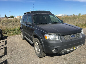 2006 Ford Escape SUV, Crossover Regina Regina Area image 7
