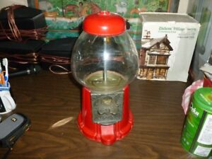 vintage Gumball Bank Machine