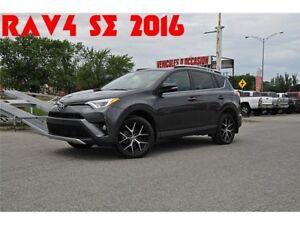 2016 Toyota RAV4 SE,SUV,AWD