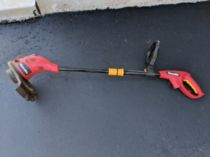 Weed trimmer and lawn edger $100 pair