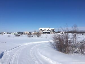 Acreage w/5 bedrooms, 2 recrooms, & large attached garage!