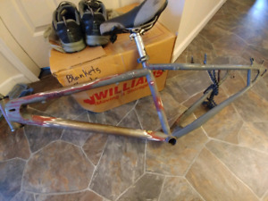 Brodie miscreant  frame