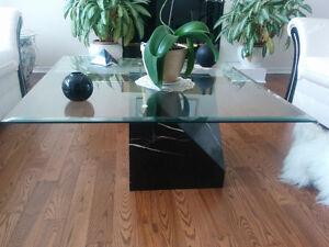 3 tables de salon  haut de gamme Valeur de plus de 1800$