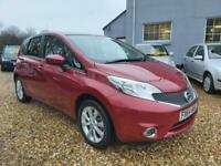 2014 (64) Nissan Note 1.2 DIG-S ( 98ps ) CVT Acenta - Automatic