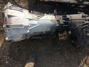 2003 GMC/CHEV  All Wheel Drive Transmission and Transfer Case