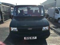 2001 LDV Convoy Dropside Truck dti 90ps PALLET TRUCK FLATBED VERY TIDY NO VAT RA
