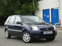 Ford Fusion 1.4 2003 +CAMBELT DONE + BARGAIN + CHEAP CAR +MOT NOV 2018