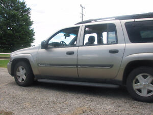 2002 7 Passenger 8 Tires Trailblazer LT 4x4 and 2x2 and AWD