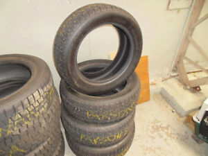 Winter Tires------  205-55-16