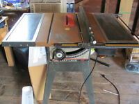 Table Saw and lots more