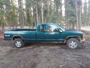 95 Chev 1500 diesel for sale