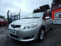 2008 Toyota Auris 1.6 VVTi TR 5dr Full main dealer history,Low mileage,Financ...